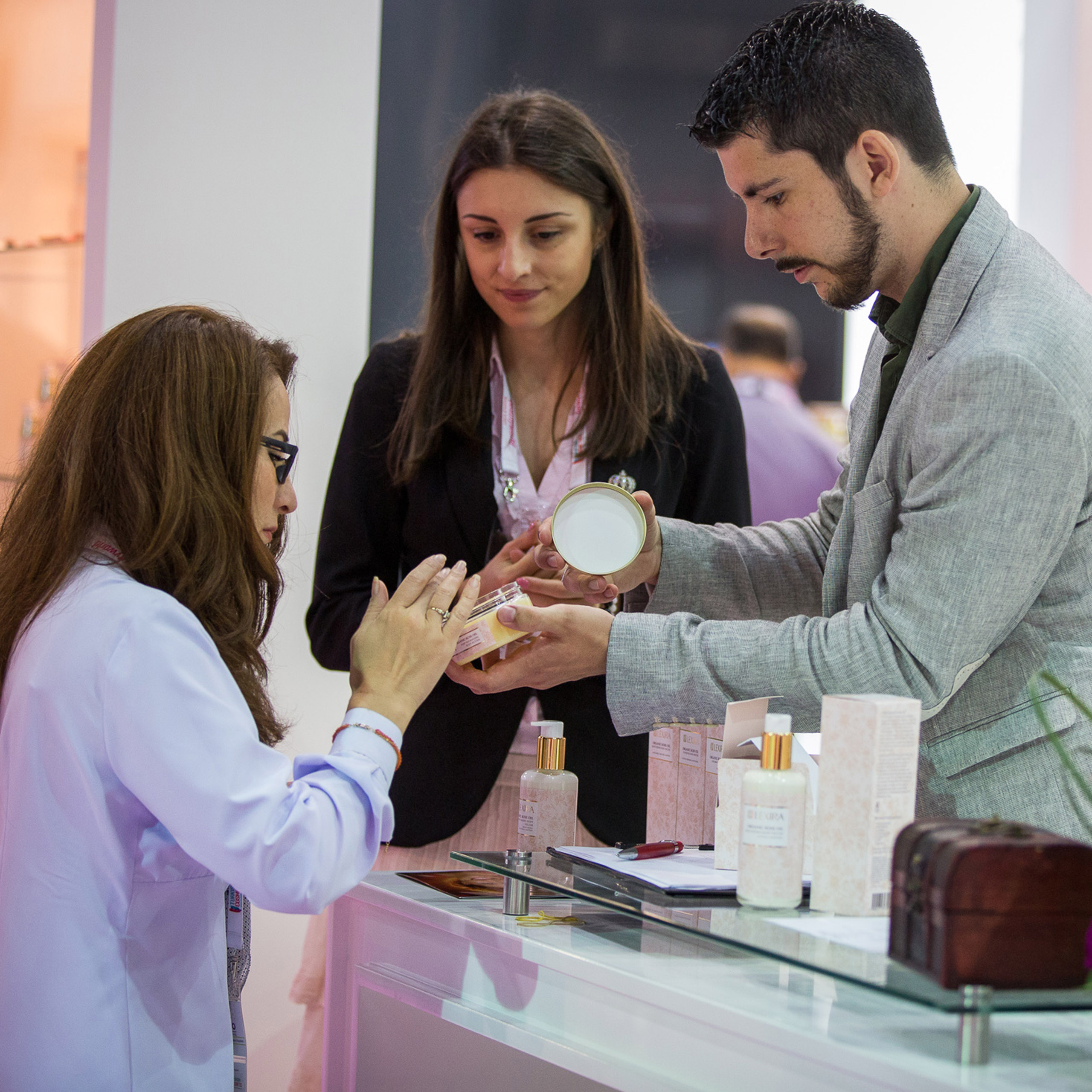 Middle East and Africa the driving force of global beauty market