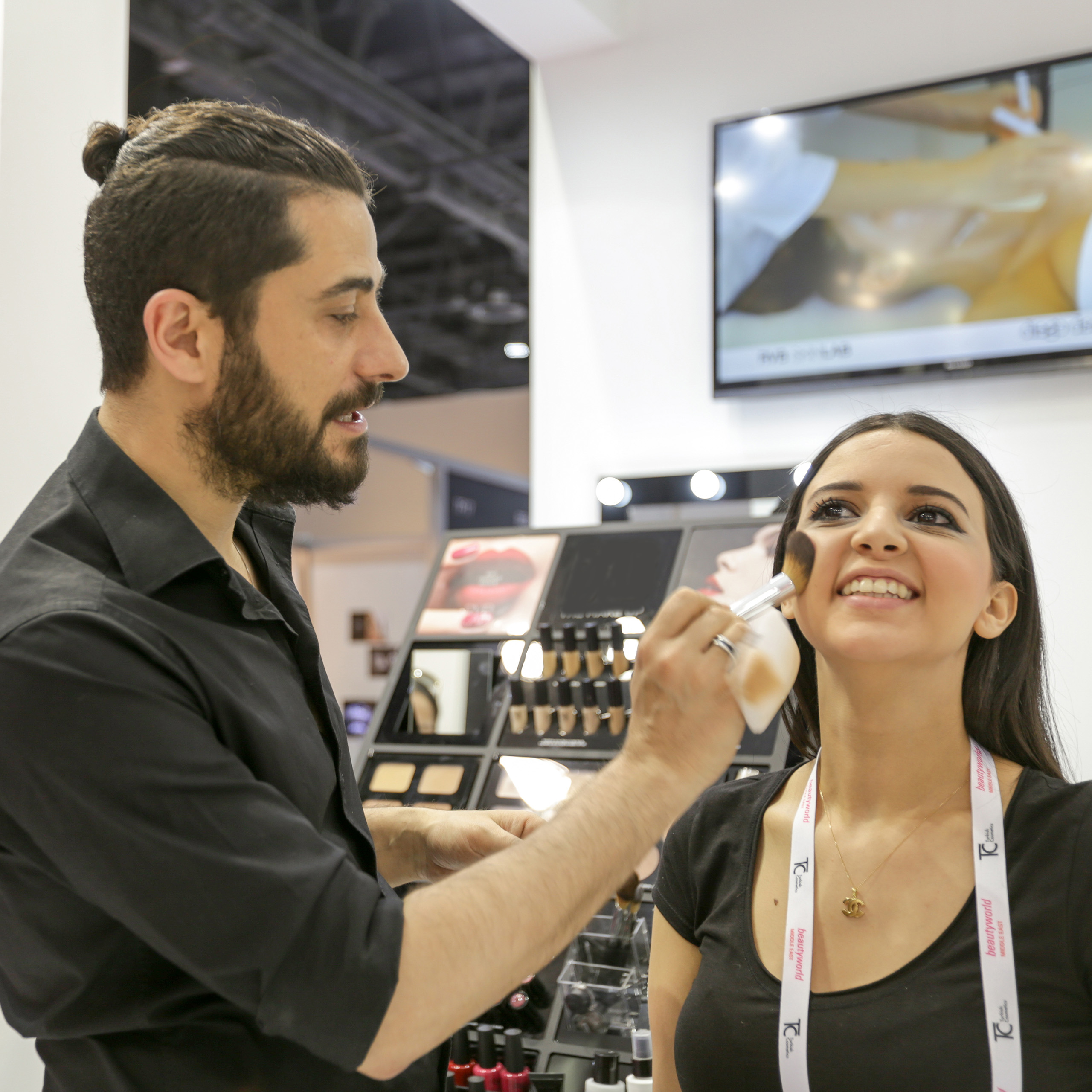 Beautyworld Middle East 2016 comes to spectacular end, attracting 37,553 visitors from 135 countries
