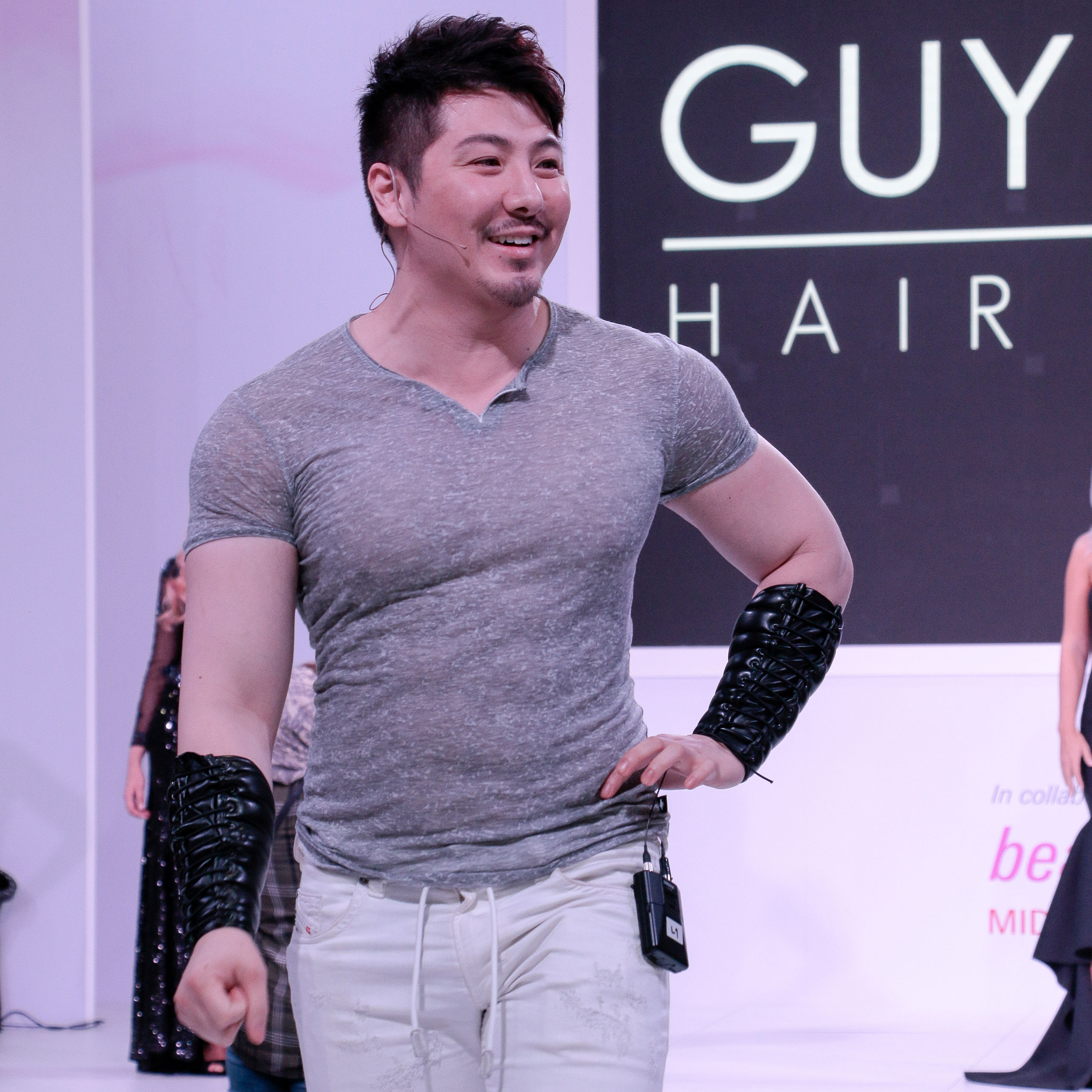 Beautyworld Middle East - Hollywood hair artist Guy Tang headlines star act of professional stylists at Beautyworld Middle East 2017