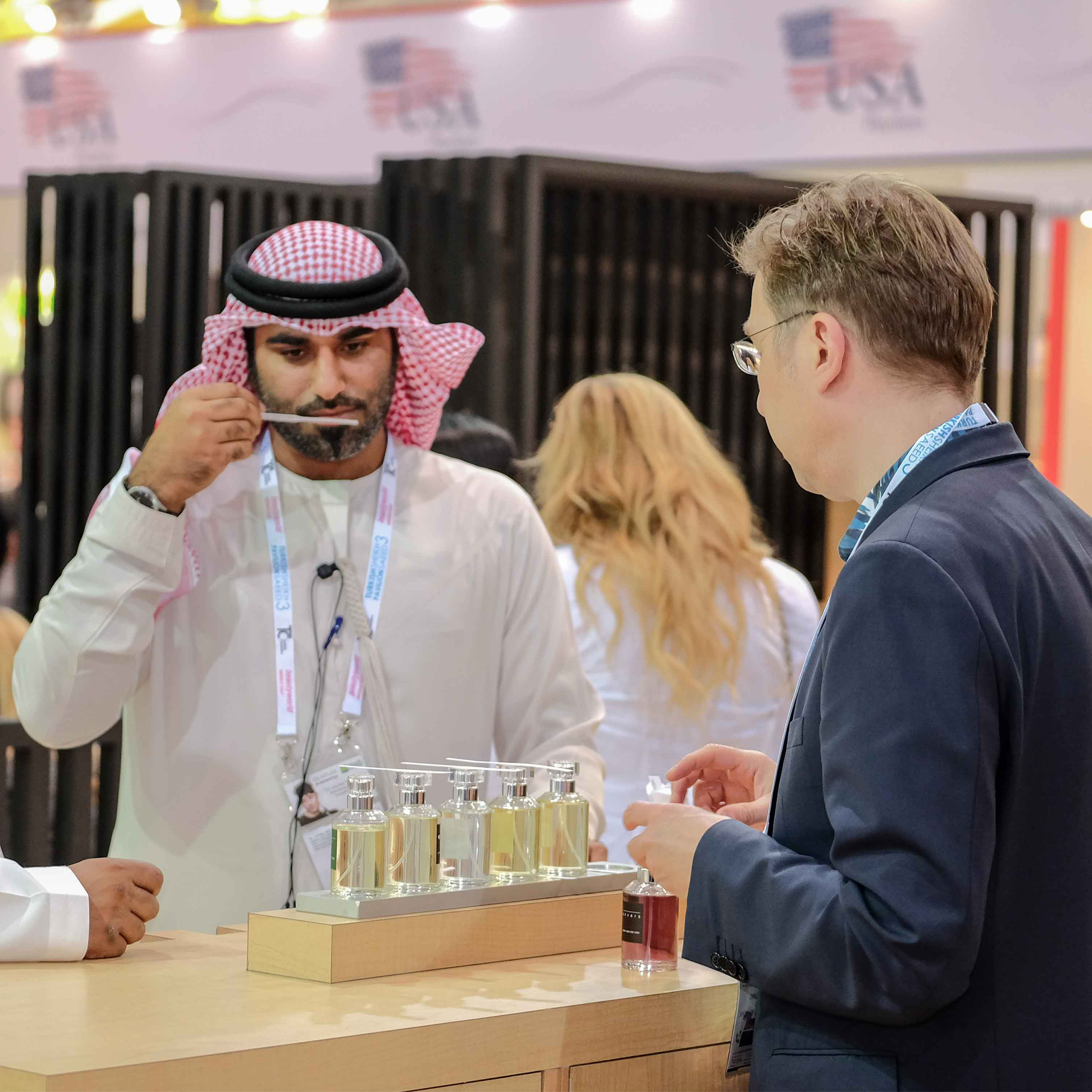 Beautyworld Middle East - Artists behind niche fragrances explore alchemy of scent at Beautyworld Middle East 2017