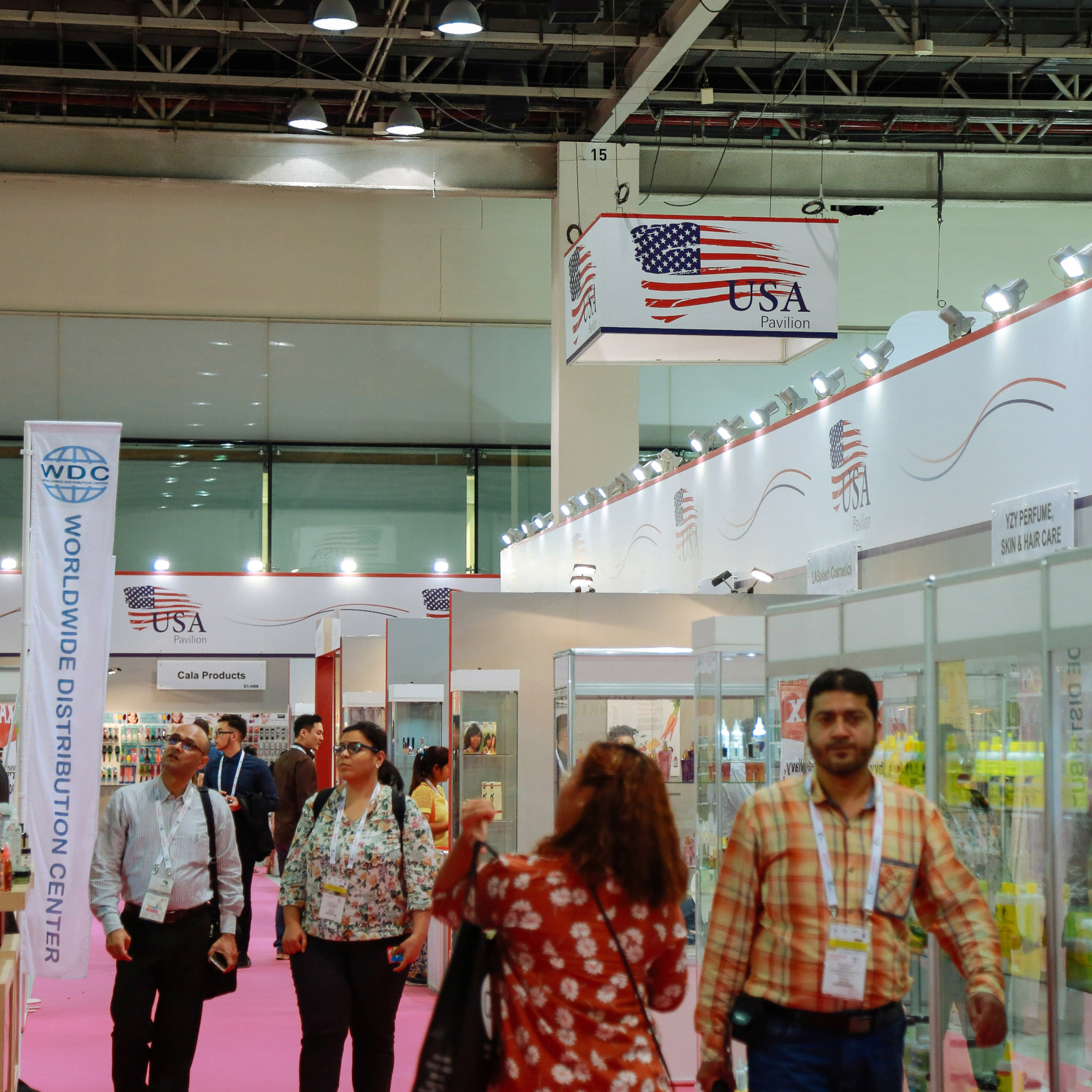 American companies set sights on US$30 billion Middle East and African beauty and personal care market