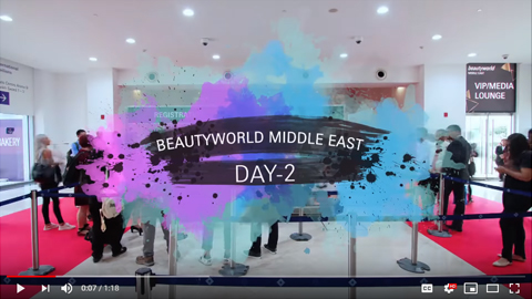 Beautyworld Middle East - 2018 video day 2