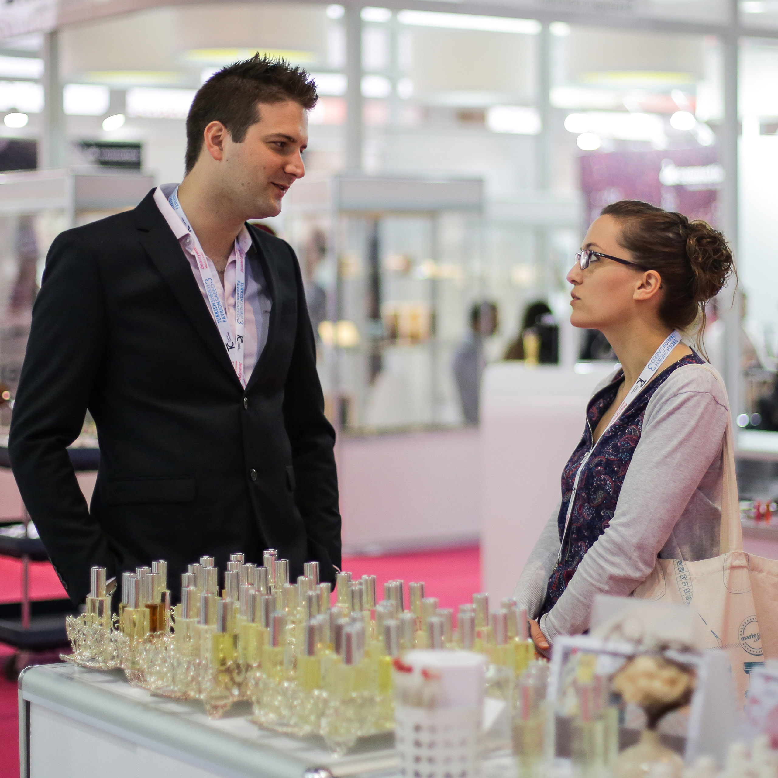 International fragrance houses look to Middle East as inspiration for global perfume trends