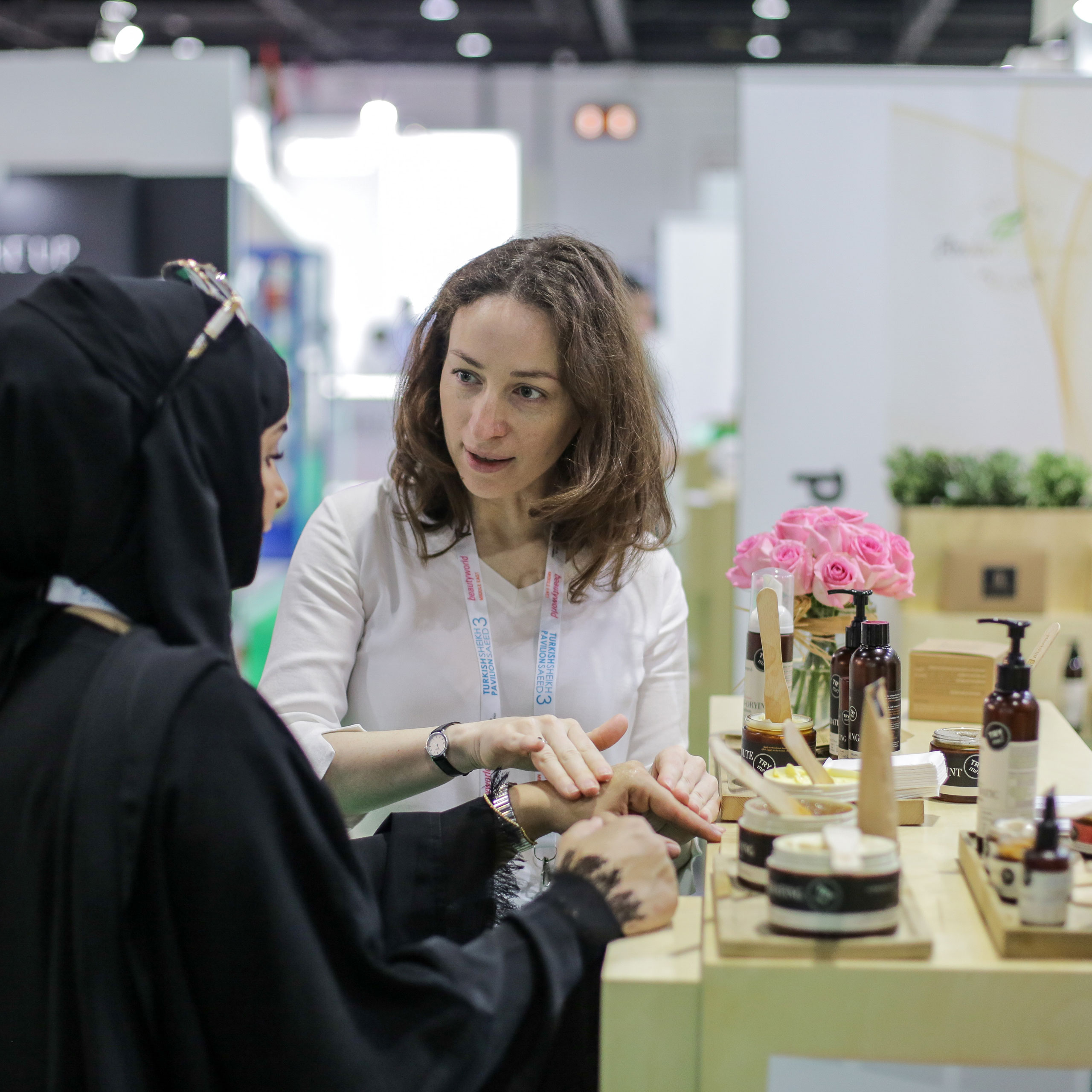Beautyworld Middle East - Business of beauty goes green at Beautyworld Middle East 2018 as Natural & Organics section gets set for regional debut