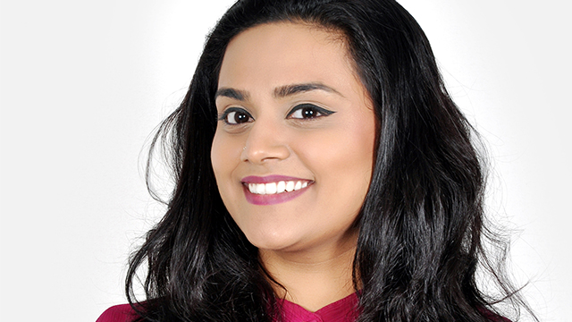 Beautyworld Middle East - Vimitha Nangani