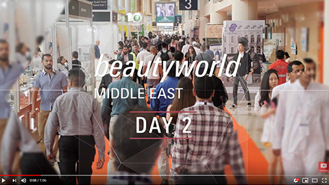 Beautyworld Middle East - 2019 Day 2 show highlights