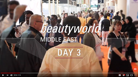 Beautyworld Middle East - 2019 Day 3 show highlights