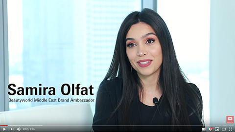 Beautyworld Middle East - Visitor interview