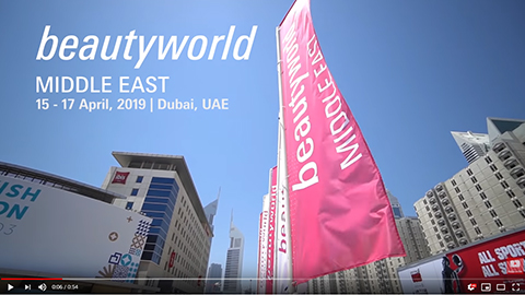 Beautyworld Middle East - 2019 Show preview