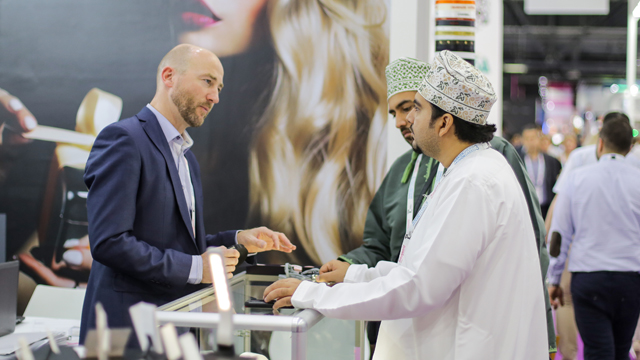 Beautyworld Middle East - Business Matchmaking