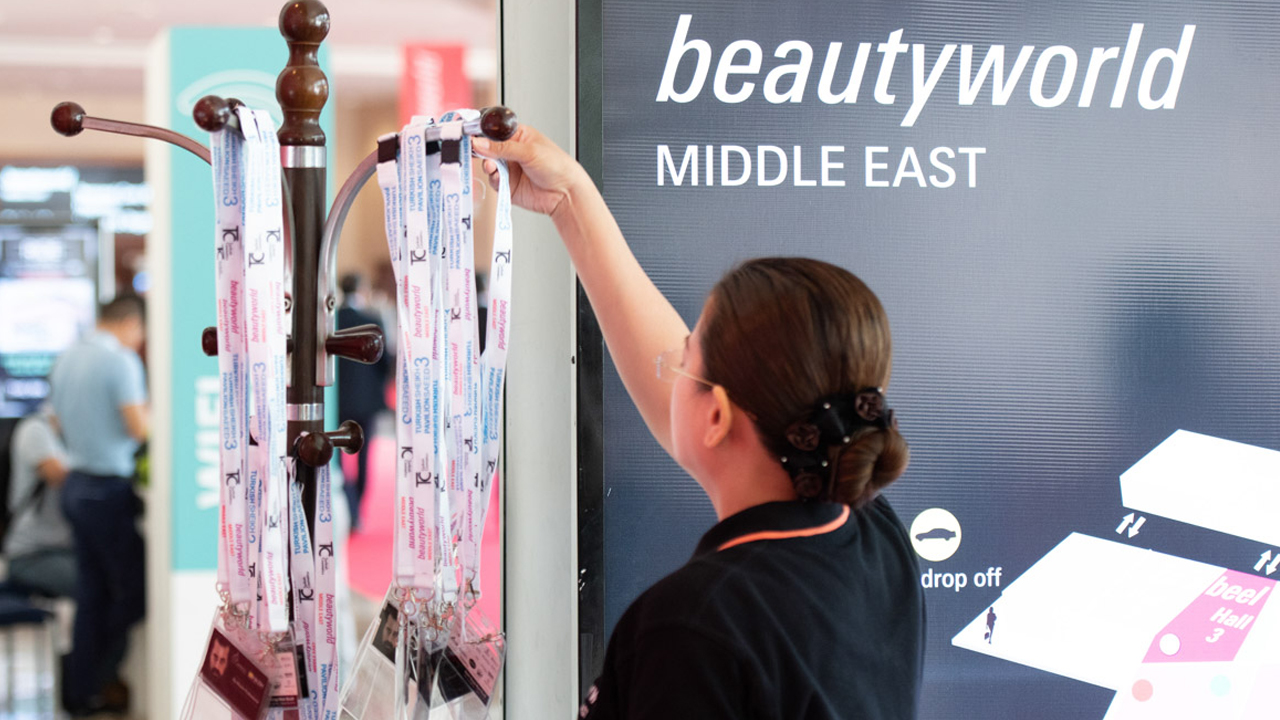 Beautyworld Middle East - Marketing