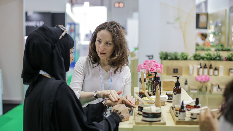 Beautyworld Middle East - Info for Exhibitors