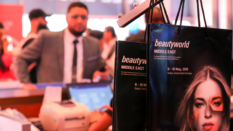 Beautyworld Middle East - Register online
