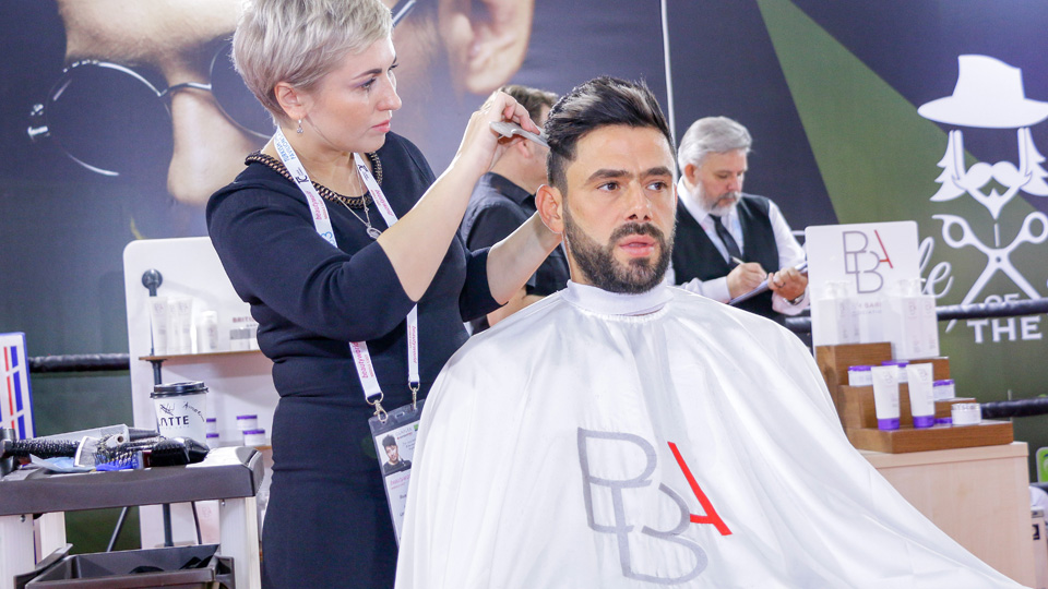 Beautyworld Middle East - Battle of the Barbers UAE's Best Barber