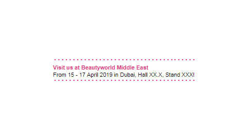 Beautyworld Middle East - Email Signature A