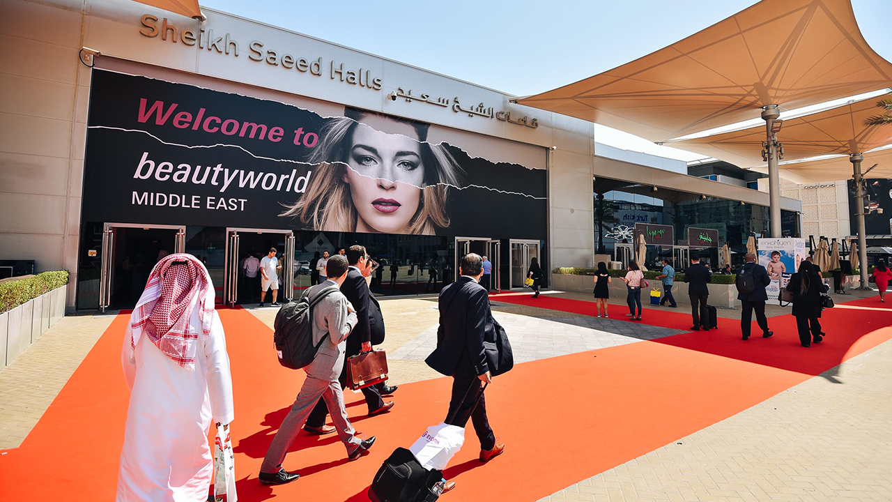 Beautyworld Middle East - 2019 Day 1 show highlights