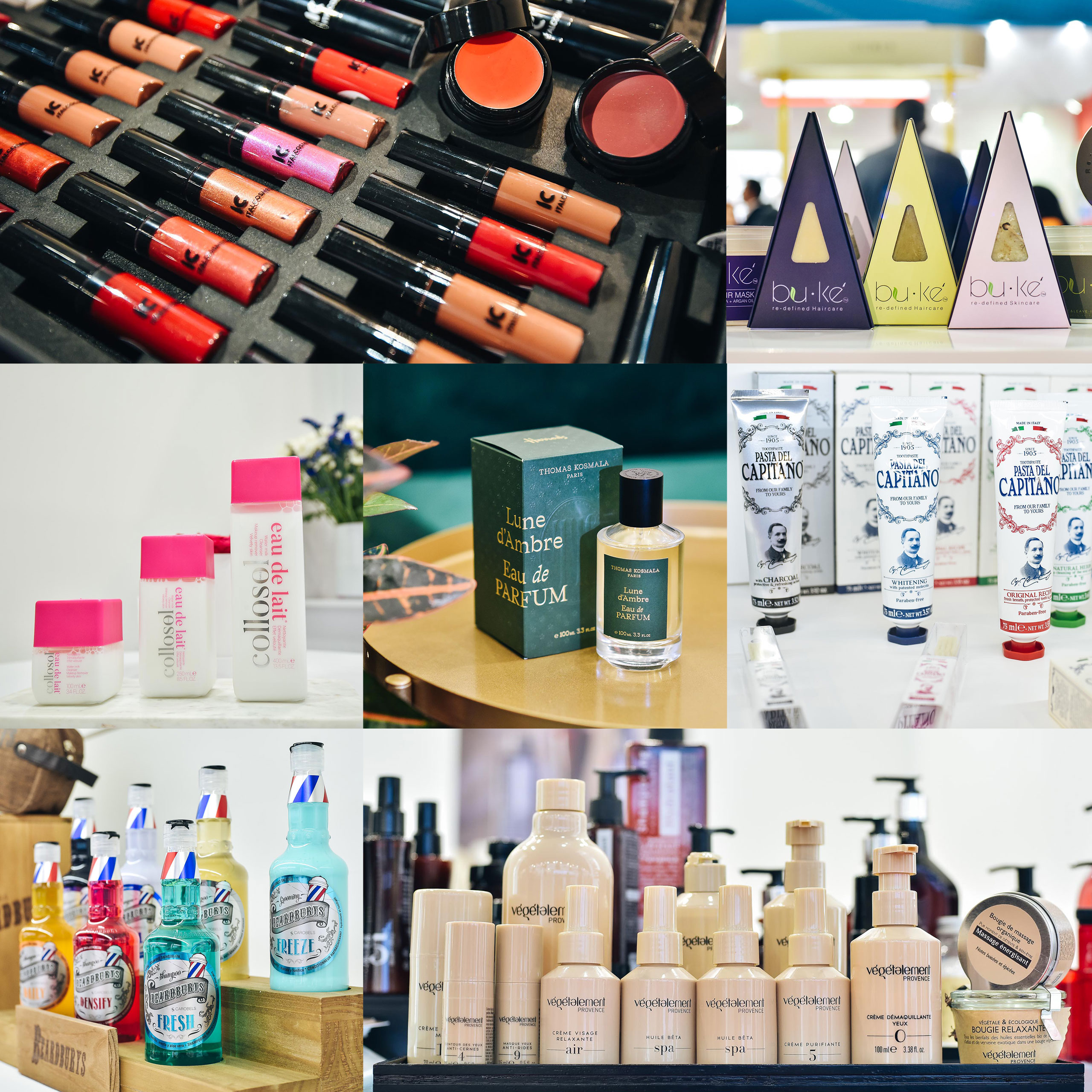 Beautyworld Middle East - Exhibitors dish up veritable smorgasbord of delectable product launches at Beautyworld Middle East 2019