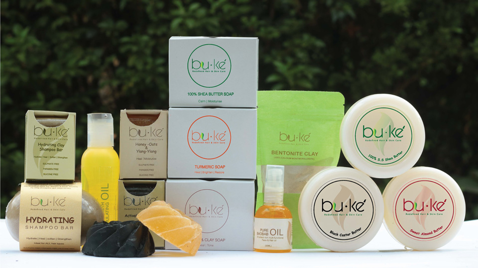 Beautyworld Middle East - BUKE products