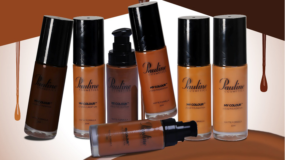 Beautyworld Middle East - Pauline Cosmetics