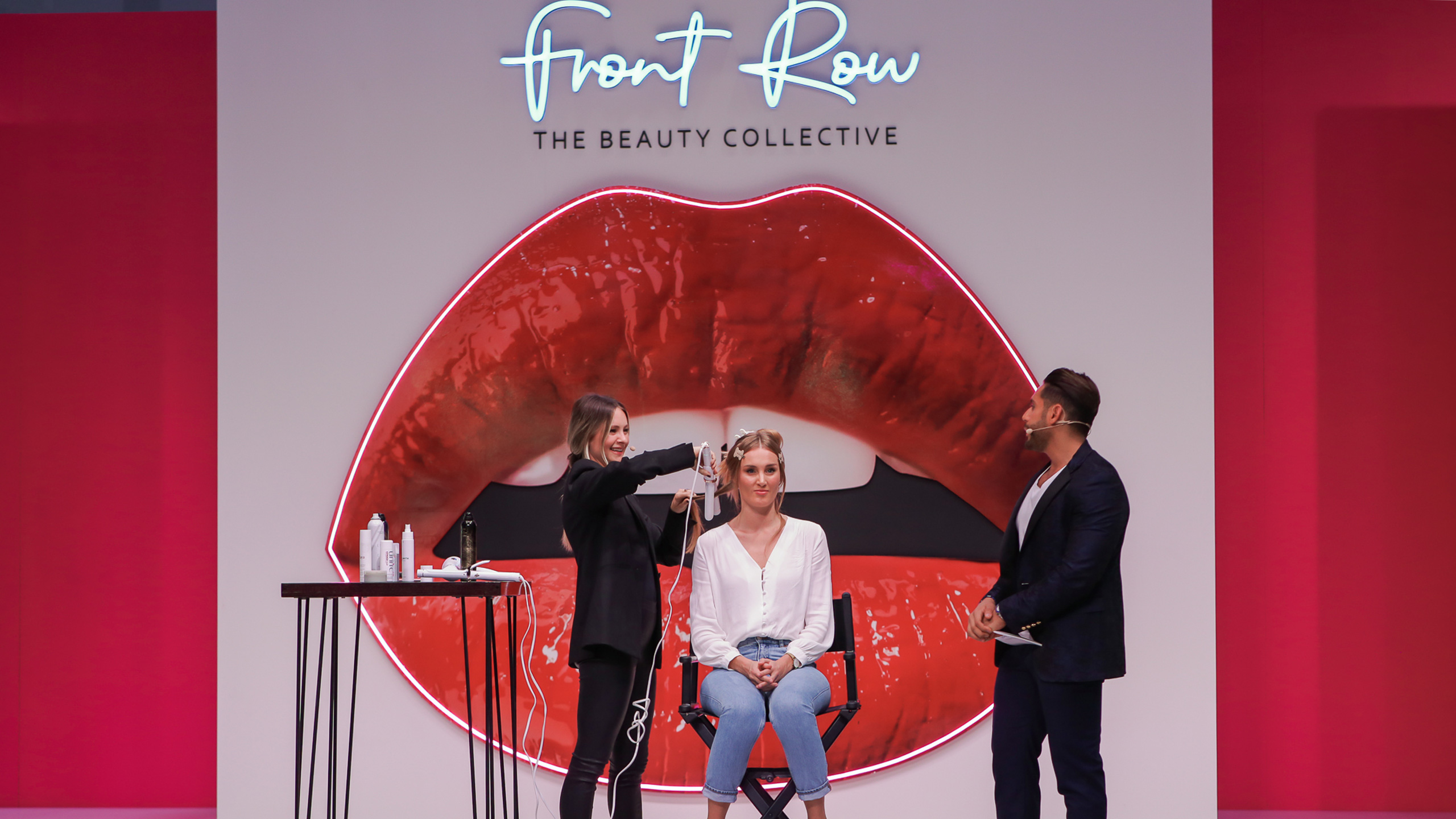 Beautyworld Middle East - Front Row