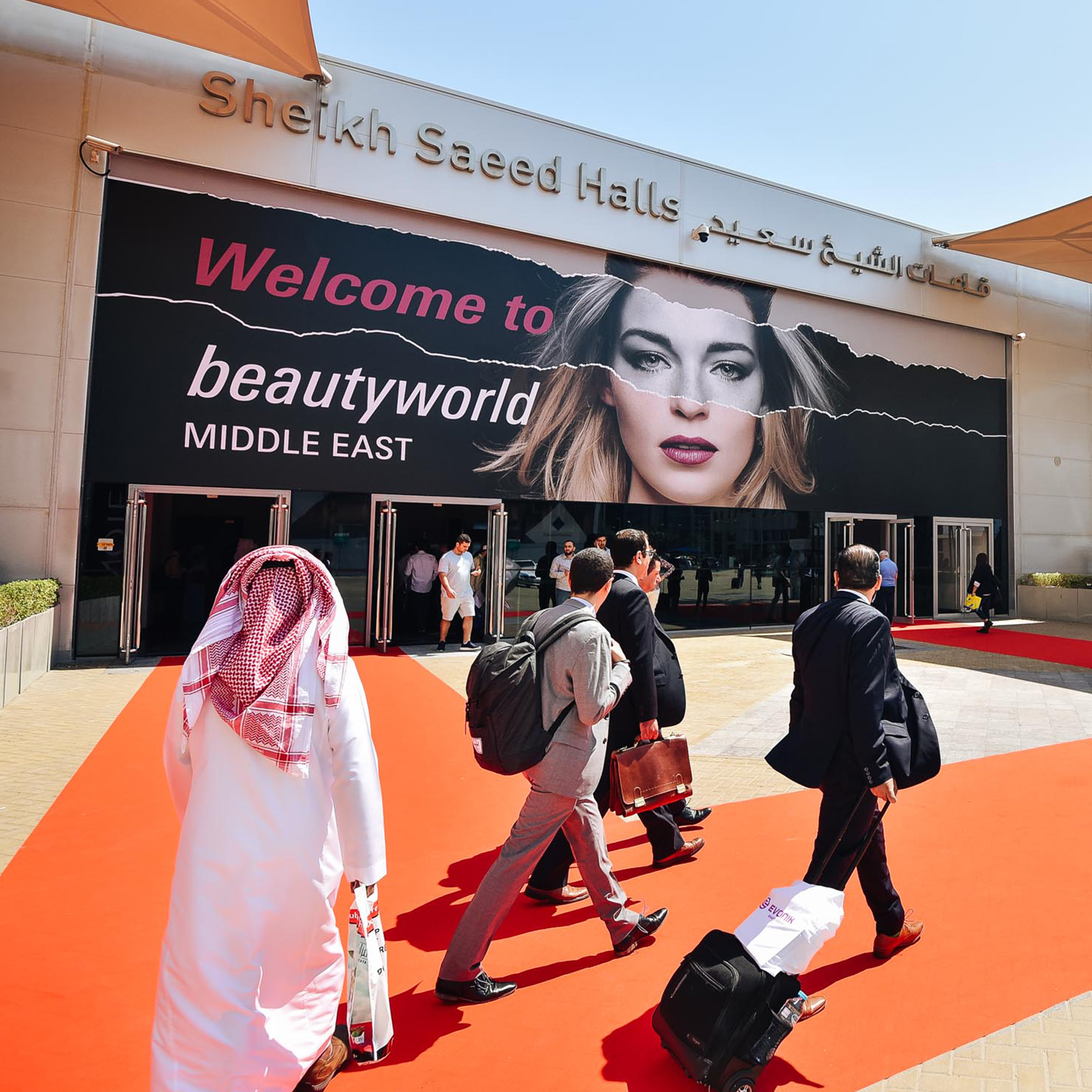 Beautyworld Middle East - Leading beauty manufacturers eye up Middle East market tipped to grow 6.4% over the next five years