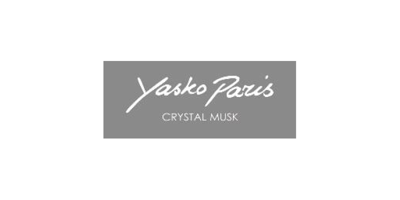 Beautyworld Middle East - Yasko Paris Crystal Musk logo